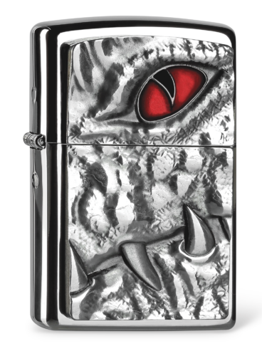 Zippo Crokodile Red Eye Limited Edition