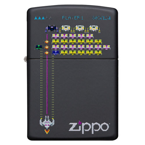 Zippo Space Game